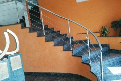 escalera-acero-inoxidable