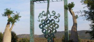 Escultura en forja